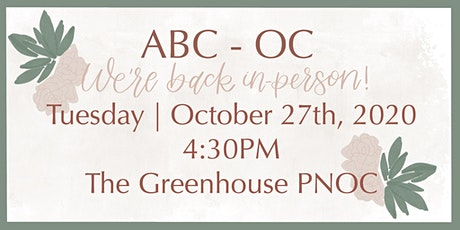 ABC OC is BACK in PERSON! Only 75 Tickets Available tickets