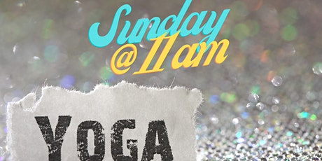 Sunday Yoga tickets