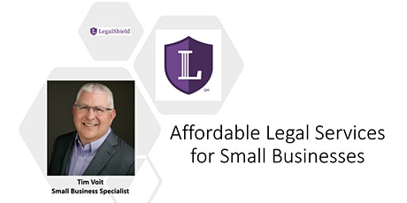 Legal Issues of a Solo Business Owner tickets
