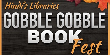 Gobble Gobble Book Fest tickets