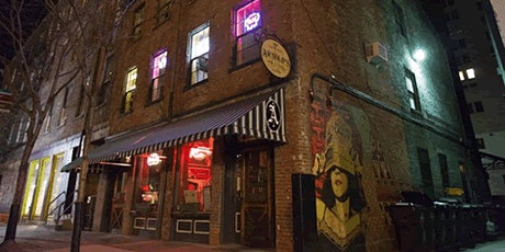 Arnolds Bar & Grill Ghost Hunt w/ Dinner - Cornerstone Paranormal tickets