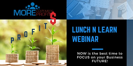 Lunch N Learn Webinar tickets
