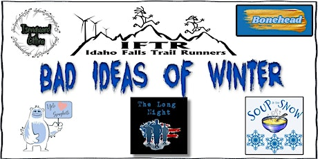 IFTR-Bad Ideas of Winter tickets