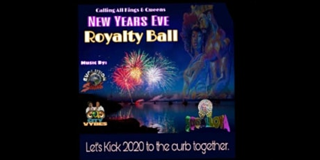 New Years Eve Royalty Ball tickets