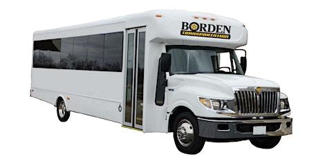 Borden Transportation Party Bus Event tickets