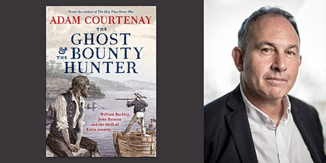In Conversation with Adam Courtenay – Macquarie Regional Library tickets
