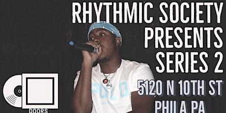 Rhythmic Society Series 2 tickets
