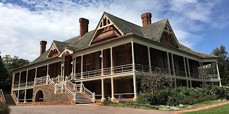 Free Sunday tour of Urrbrae House in spring tickets