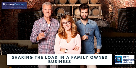 Sharing the Load in a Family Owned Business tickets
