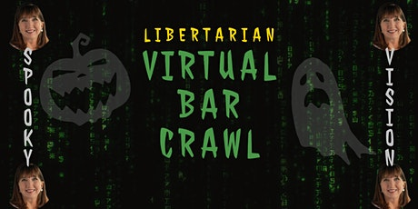LPNOVA Virtual Bar Crawl - Halloween Edition tickets