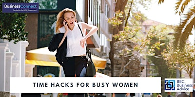 Time Hacks for Busy Women