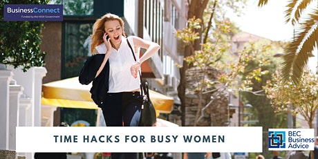 Time Hacks for Busy Women tickets