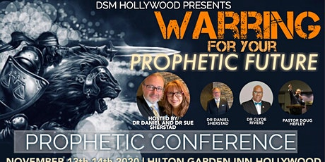 DSM Hollywood Ministry presents: Warring for your Prophetic Future tickets