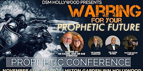 WARRING FOR YOUR PROPHETIC FUTURE - Prophetic Conference tickets