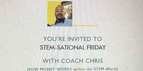 HOW MONEY WORKS within the STEM-World tickets