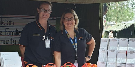 An ADF families event: DCO pop-up booth, Williamtown tickets