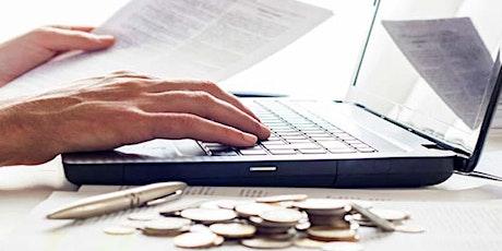 Budgets & Managing Money tickets