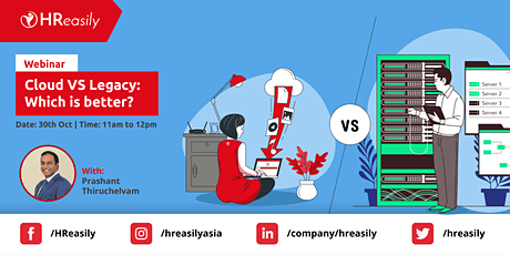 Cloud Vs Legacy : which is better? tickets