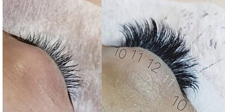 Manhattan 3 in 1 Lash Training tickets