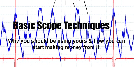 Scope Techniques. How To Make Money From Your Scope. AASDN EXCLUSIVE EVENT tickets