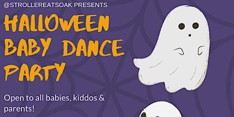 @StrollerEatzOAK Halloween Baby Dance Party! tickets