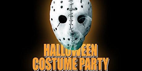 HALLOWEEN HIP HOP EVENT WITH FULL LIQUOR & HOOKAH tickets