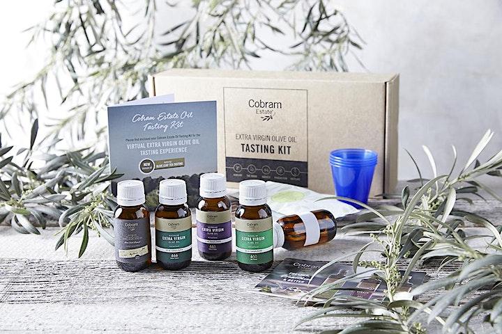 Cobram Estate GUINNESS WORLD RECORDS Extra Virgin Olive Oil Tasting image