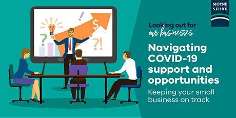 Navigating COVID-19 support and opportunities tickets
