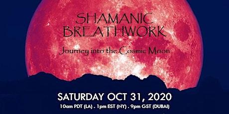 Shamanic Breathwork - Cosmic Moon tickets