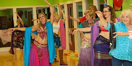 Intro to Bellydance(with Drum solos) with Samira Dawn tickets
