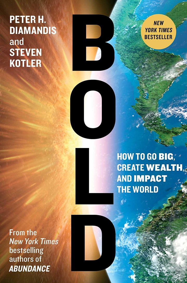 Book Review & Discussion : Bold image