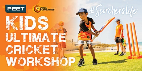 Ultimate Cricket Workshop in partnership with Perth Scorchers - Shorehaven tickets