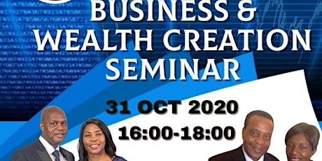 Business & Wealth Seminar tickets