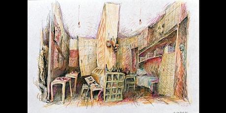 Mot et nytt museum. Ilya Kabakov: Søppel som poesi og politikk tickets
