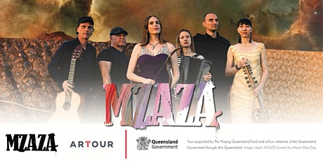 MZAZA 'The Birth and Death of Stars' tickets