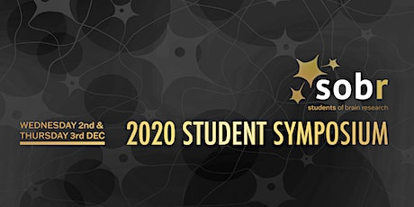 SOBR 2020 Student Symposium tickets