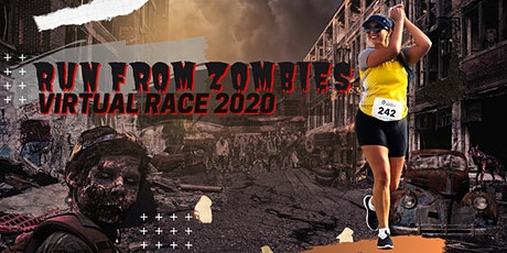 Run from Zombies Virtual Run tickets