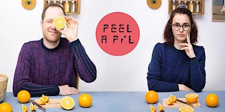 Neue Kollektion | gemütliches Einkaufserlebnis im FEEL A FIL Atelier Tickets