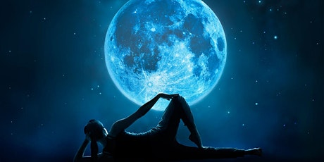 Full Moon Flow and Flop! - A yoga workshop for 2020's 2nd last full moon tickets