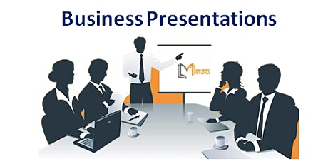 Business Presentations 1 Day Virtual Live Training in Windsor tickets