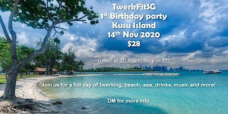 TwerkFitSG Birthday Party ingressos