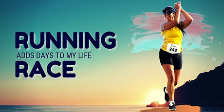 Running Adds Days to My Life Race tickets