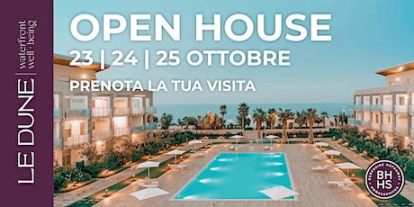 OPEN HOUSE | Le Dune Waterfront | Silvi Marina biglietti