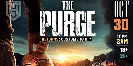 The Purge Returns 2020 tickets