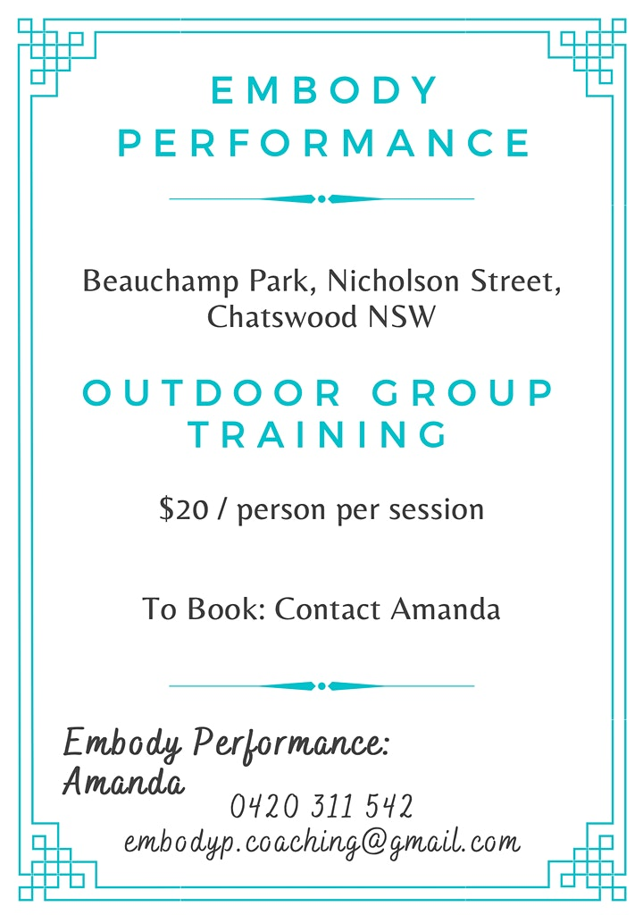 Outdoor Bootcamp image