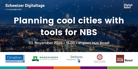 Planning cool cities with tools for Nature-Based Solutions Tickets