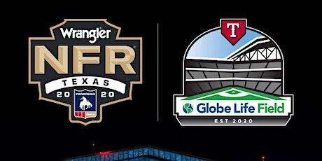 2020 Arlington NFR Tickets tickets