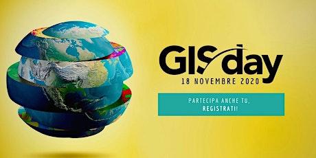 GIS Day 2020 in Umbria biglietti