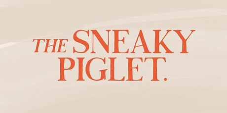 The Sneaky Piglet October Supper Club tickets
