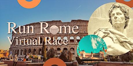 Run Rome Virtual Race tickets